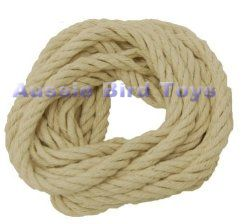 RM SR1/4 10FT OF 1/4 SUPREME COTTON ROPE