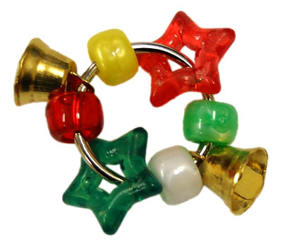 JINGLE BELLS & STAR HANDTOY