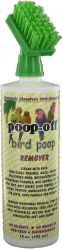 PO B16 16 OZ POOP-OFF W/ BRUSH TOP